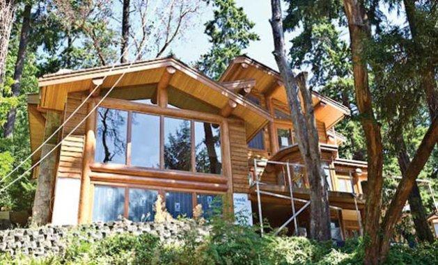 ... Bellevue Cabin / Eagle Windows   Washington Window And Door ...